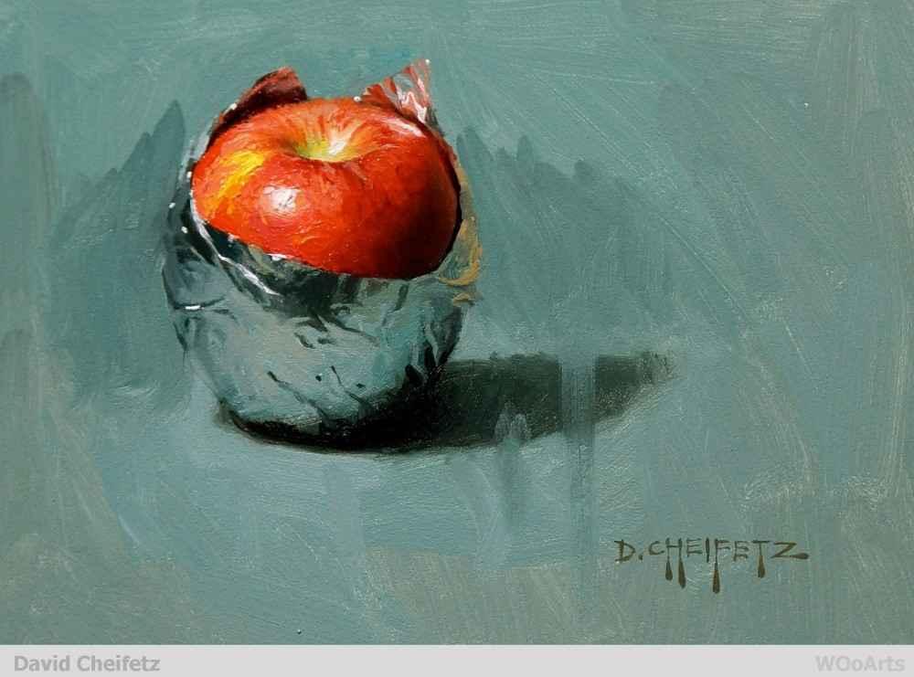 By Artist Painter David Cheifetz
