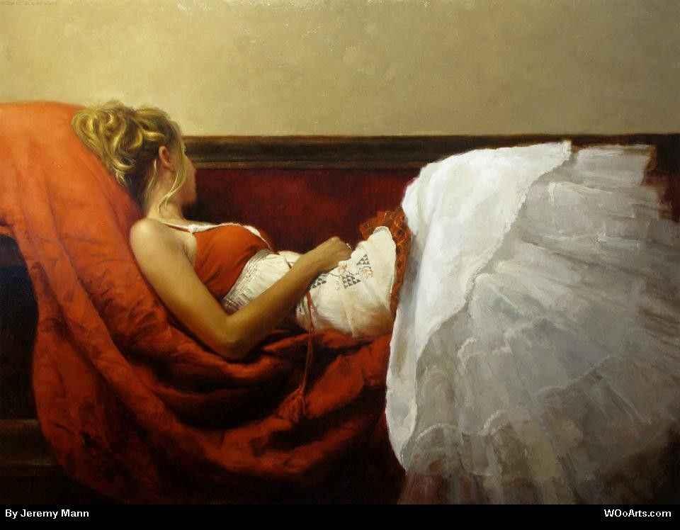 by artist painter Jeremy Mann