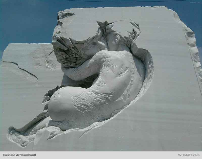 By Artist Sculptor Pascale Archambault