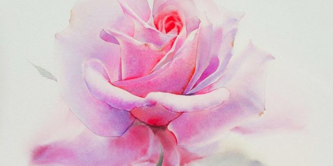 LaFe Watercolor Artist Thiland