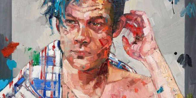 Andrew Salgado Painting