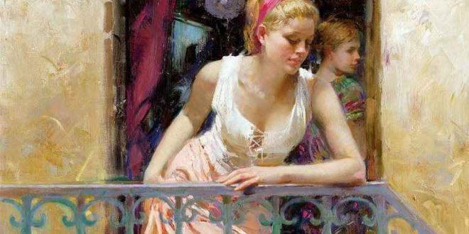 Artist Painter Pino Daeni