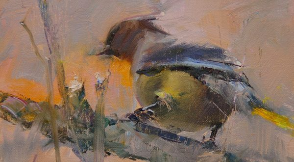 John Cook Bird Painting