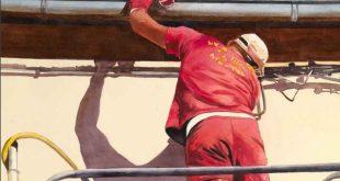 Kris Preslan Watercolor Painting