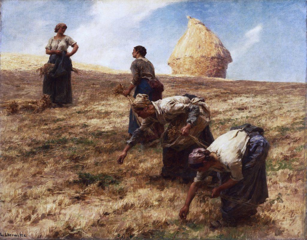 Lhermitte-Les-Glaneurs-1887