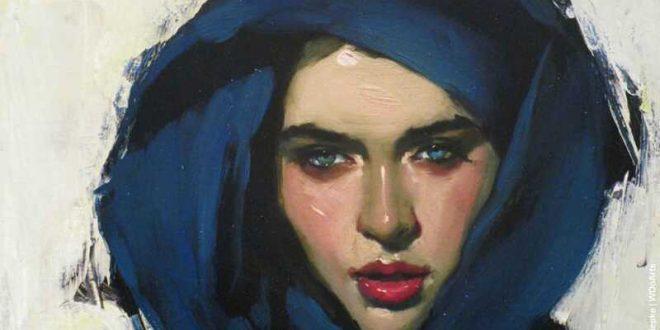 Malcolm Liepke Painting