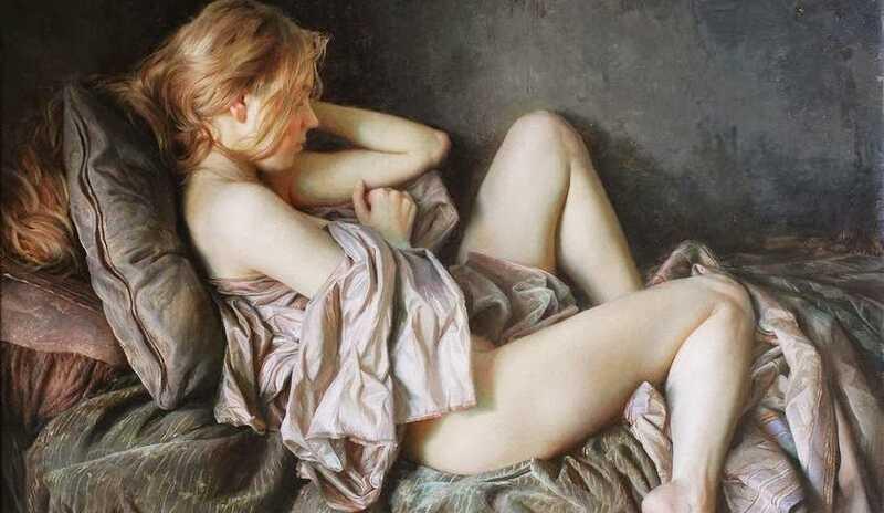 Serge Marshennikov Painting