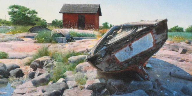 Stanislaw Zoladz Painting
