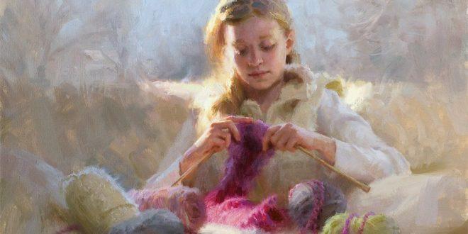 Painting by Artist Adam Claque