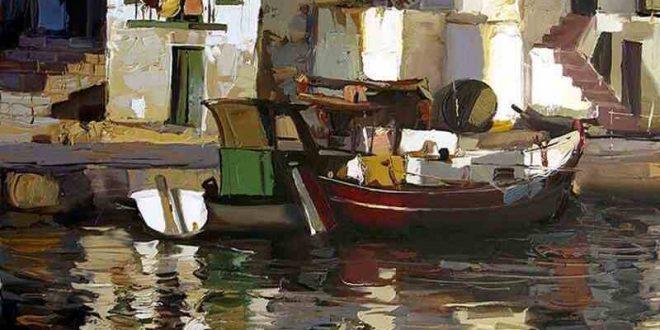 Andriy Shumskiy Painting