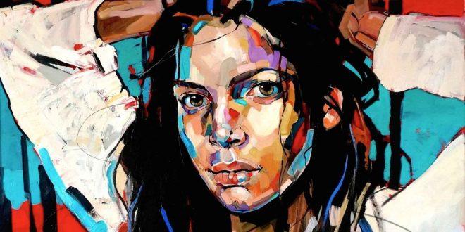 Polish Artist Painter Anna Bocek