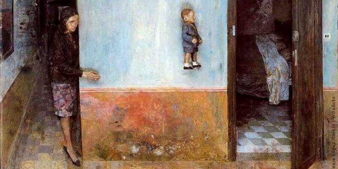Antonio López García Painting