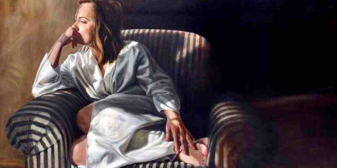 Barbara Hack Painting