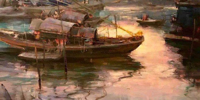 Bryan Mark Taylor Painting