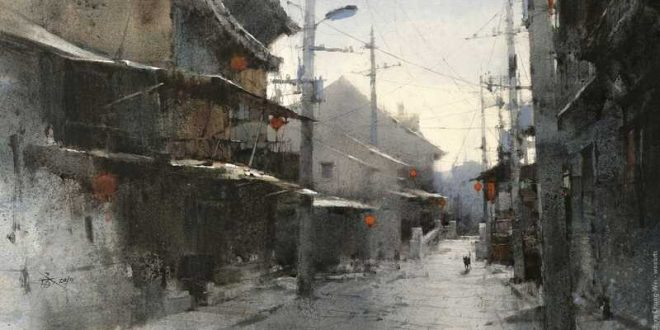 Chien Chung-Wei Painting