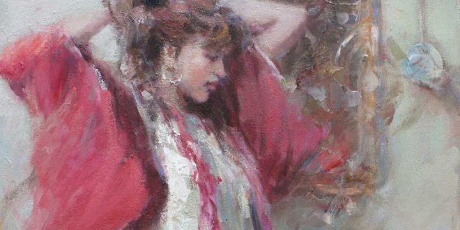 Dan Beck Painting