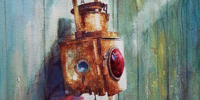 David Poxon Painting