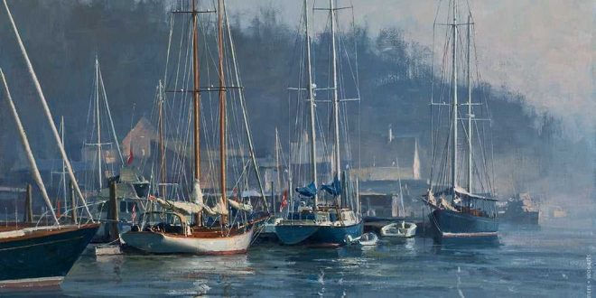 Donald Demers Painting