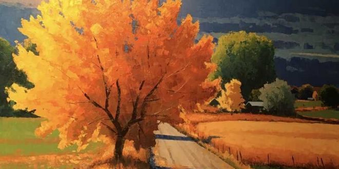 Douglas Aagard Painting