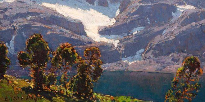 Edgar Alwin Payne Painting