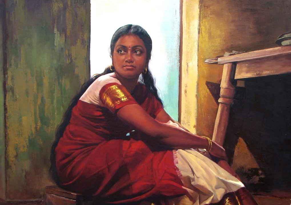 Artist Painter Elayaraja Swaminathan - Middle East Fine Arts 2017-10-11 17:33
