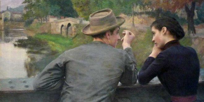 Émile Friant Painting