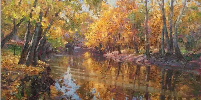 Eugene J. Paprocki Painting