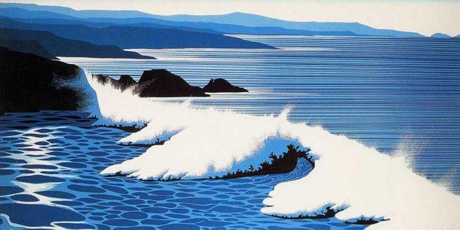 Eyvind Earle Painting