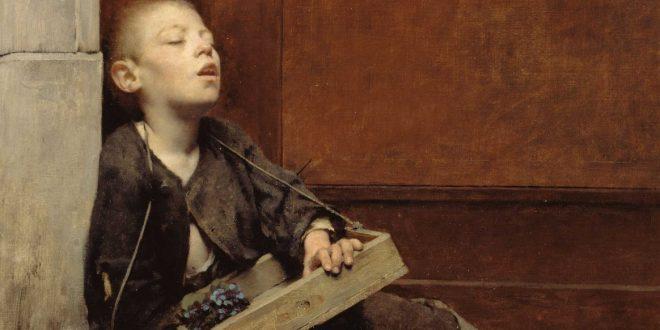 Fernand Pelez Painting