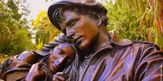 Sculpture by Artist George Lundeen