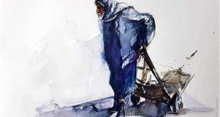Hassan Mahdi Painting