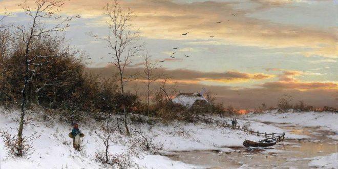 Heinrich Gogarten Painting