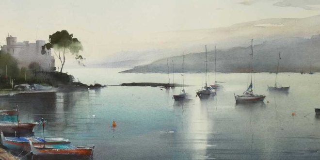 Ilya Ibryaev Painting