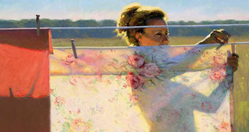 Jeffrey T Larson Painting