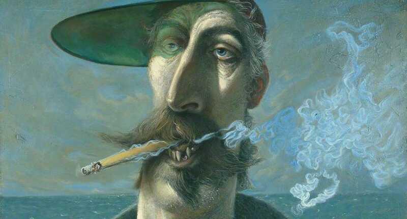 Painting by Artist John Byrne