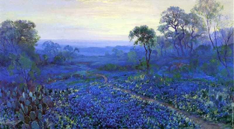 Julian Onderdonk Painting