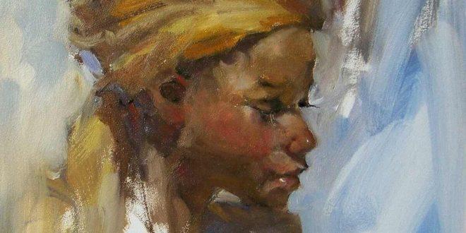 Kim Roberti Painting