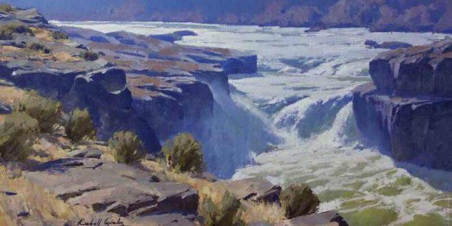 Kimball Geisler Painting