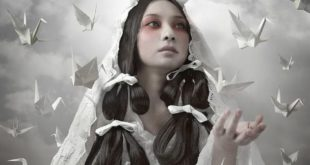 Artist Kiyo Morakami