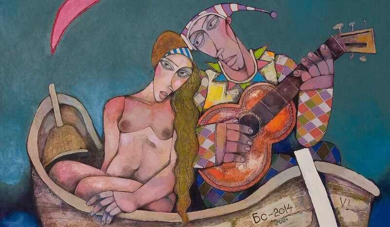 Krastyo Todorov Painting