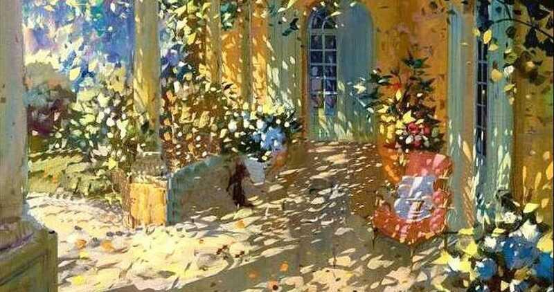 Laurent Parcelier Painting