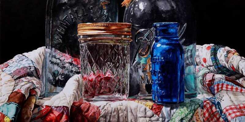 Laurin McCracken Watercolor Painting