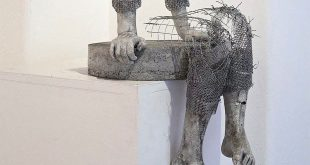 Sculpture Artist Lene Kilde at WOoArts