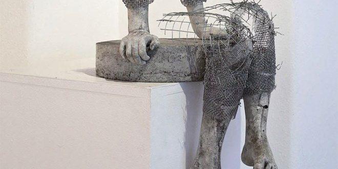 Sculpture Artist Lene Kilde at WOoArts