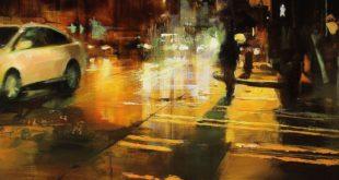 Artist Lindsey Kustusch