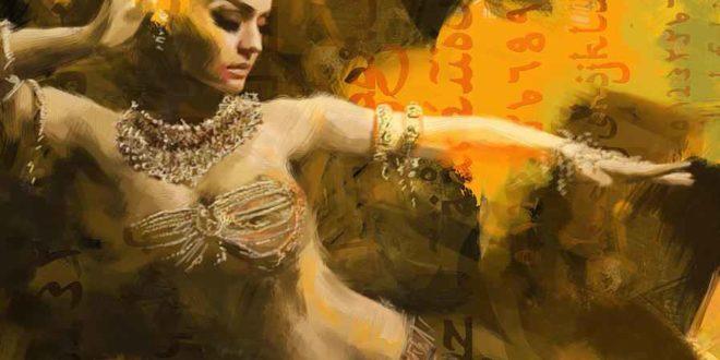 Artist Mahnoor Shah