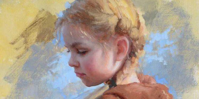 Marci Oleszkiewicz Painting