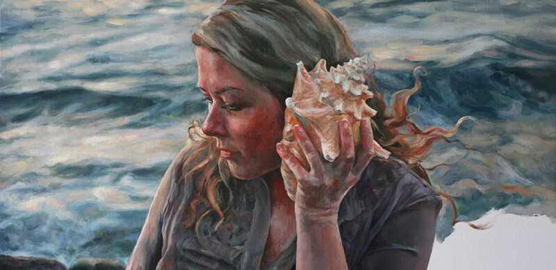 Marianna Foster Painting
