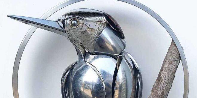 Matt Wilson Metal Sculpture