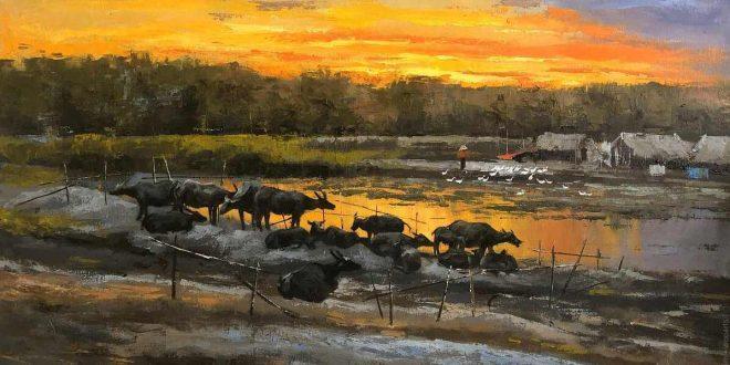 Nguyen Minh Tam Nguyễn Minh Tâm Painting